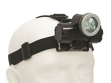Bigblue 1000 Lumens 8º Narrow Beam LED Head Lamp Scuba Dive Light HL1000NP
