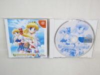 PRINCESS HOLIDAY Tsujouban Sega Dreamcast Import Japan Video Game dc