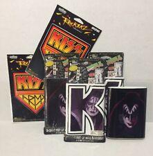 VINTAGE - KISS Decal Sticker Lot