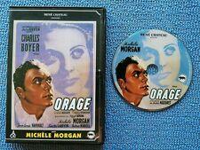 ORAGE EN DVD AVEC MICHELE MORGAN (ENVOI MONDIAL RELAY)