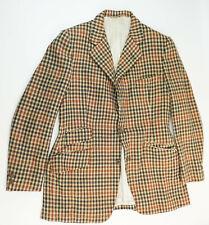 Turnbull & Asser jacket wool horn buttons s. 38