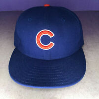 NEW ERA Chicago Cubs 59FIFTY Cool Base On-Field Cap MLB Baseball Hat Size 7 1/8