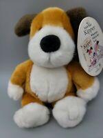 "NEW W TAG KIPPER THE DOG 1998 PRESTIGE 14"" Stuffed Animal PLUSH Rare VINTAGE"