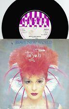 Toyah Wilcox~Orig UK PS 45 Brave new world VG+ 1982 New Wave