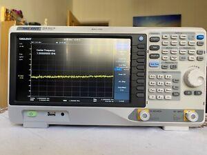 SIGLENT SSA3021X Spectrum Analyzer 9 kHz up to 2.1 GHz with TG option
