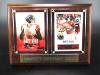 Matt Ryan Atlanta Falcons Holz Wandbild 20 cm,Plaque NFL Football !!