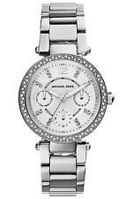 Michael Kors MK5615 Ladies Mini Parker Multi-Function Watch - RRP £ 249