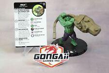 Marvel Heroclix Avengers Infinity set Hulk #G004 Colossal