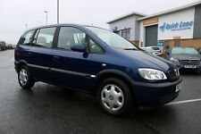 2005 VAUXHALL ZAFIRA 1.8 DESIGN AUTO - AIR CON - 2 OWNERS-73K FVSH - NO RESERVE