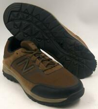 New Balance 669v2 Men's Walking Trail Hiking Shoes Brown Suede Sz 11 4E New