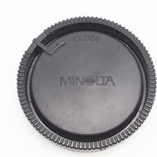 Minolta LR-1000 Rear Lens Cap For Minolta And Sony Alpha Mount Lenses Japan