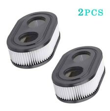 New 2Pcs Lawn Mower Air Filter Cleaner For Replacement 798452 593260 5432 5432K