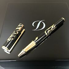 Dupont - Neoclassique Cheval Large Rollerball Pen. New! MSRP $2,700
