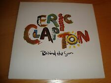 ERIC CLAPTON - BEHIND THE SUN - LP DUCK RECORDS 1985 German First press *N/Mint