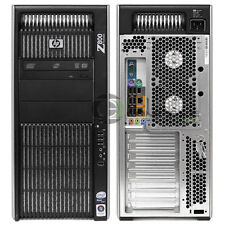 HP Z800 Workstation FM016UT Intel X5680 3.33GHz/ 12GB RAM/ 300GB HDD/ Win10