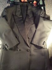 mens dinner suit 40  Chest Waist 34 Moss Brother Covent Garden Suit