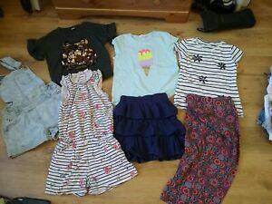 Large Bundle Of Girls Age 8-9 Years Summer Bundle
