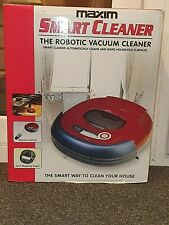 Smart Cleaner - The Robot Vacuum Cleaner - Maxim - Boxed