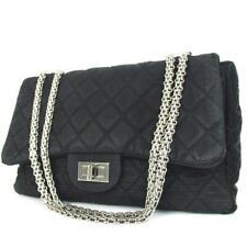 Chanel Reissue Jumbo Black Classic Flap B 872681