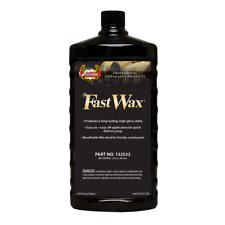 Presta 132532 Fast Wax High Gloss Automotive Detailing (32 fl oz)