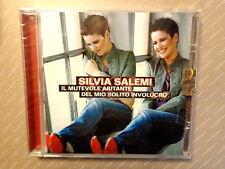 SILVIA SALEMI  -  IL MUTEVOLE ABITANTE DEL MIO SOLITO INVOLUCRO  -  CD SIGILLATO