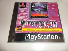 PlayStation 1 PSX ps1 independence day the game (2)