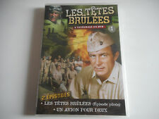 DVD NEUF- LES TETES BRULEES N°1 / 2 EPISODES / L'INTEGRALE - ZONE 2