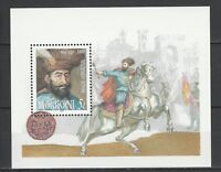 Moldova 1997 Famous People Princes of Moldavia MNH Block