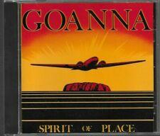 Goanna - Spirit Of Place **1986 Japan/Australian 10 Track CD Album**EXC