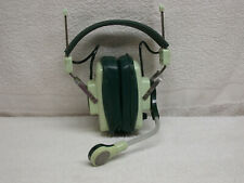 Vintage Telex DDC Aviation Headset  - Collectible