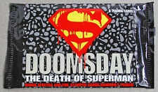 1992 Skybox Doomsday Death of Superman Trading Card Sealed Pack