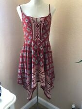 Xhilaration Womens Dress Brown Color Size M
