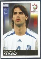 PANINI EURO 2008- #380-HELLAS-GREECE & CELTIC-GEORGIOS SAMARAS