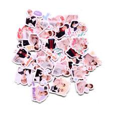 40pcs/set KPOP SHINee Special 2 Decal Stickers ONew KimKibum Min Ho Jonghyun