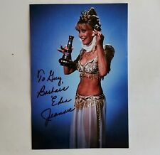 More details for barbara eden 6 x 4  hand signed photo autograph i dream of jeannie..