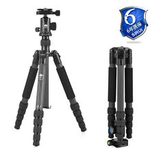 Sirui T1205+G10KX three SLR camera tripod  travel portable carbon fiber tripod