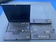 IBM ThinkPad X41 + Dock Windows  XP Tablet PC Edition (Untested)
