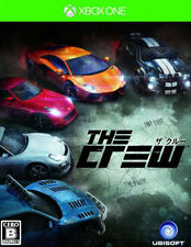 X-BOX ONE VIDEO GAME THE CREW 2014