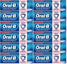 Oral B Pro Expert Sensitive Protect Toothpaste Smooth Mint 12x 95ml Expiry Dec20