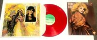 More Uncirculated Rumours by Stevie Nicks LP Red Vinyl Rare w Tour Program