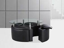 Living Room Round Modern Coffee Tables
