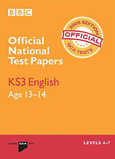 QCA National Test Papers, KS3 English: 2005 by BBC Consumer Publishing (Paperba…