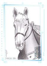 Xena Art Images Steven Miller Sketch Card  Argo hand drawn SketchaFEX