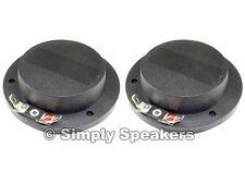 Diaphragm for Eminence PSD-2002-8 Horn Driver Speaker Repair Part 8 ohms 2 Pack