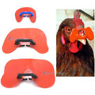Pinless Bolt Chicken Peepers Pheasant Poultry Blinders Spectacle Anti-pecking