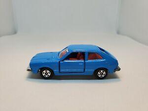 Tomica #78, Honda Accord CVCC EX 1:59, Made in Japan