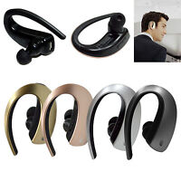 Universal Stereo Bluetooth Headset Headphone Earphone For Samsung LG HTC Huawei