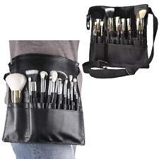 Pro Makeup Cosmetic Waist Belt Bag Pouch Women Beauty Make Up Brush Pencil UK