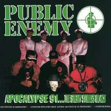 Public Enemy - Apocalypse '91? The Enemy CD 5234792 DEF JAM (PHO)