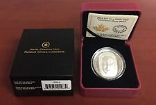 2013 $25 Matriarch Moon Mask Fine Silver Coin Rare RCM Canada Mint New Condition
